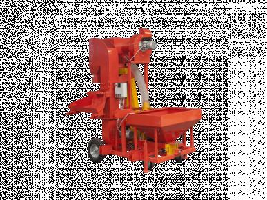 Machine de nettoyage pour fruits secs - PS98/120