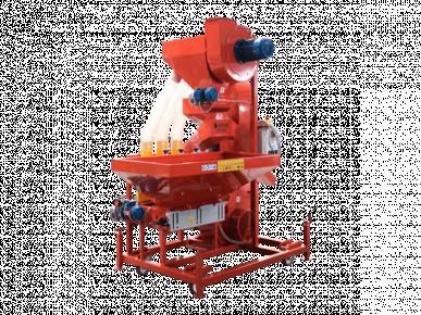 Machine de nettoyage pour fruits secs - PS98/200