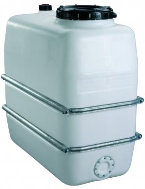 Maischetank 1.100 Liter weiß