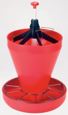 """Mangeoire """"Maxi Hopper Pan"""" pour porcelets"""