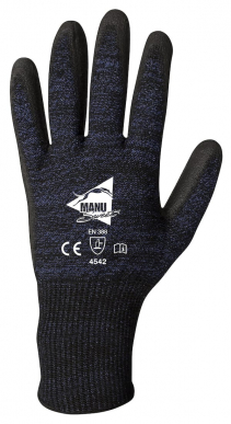 Manusweet AC201 12 paires de gants anti-coupure