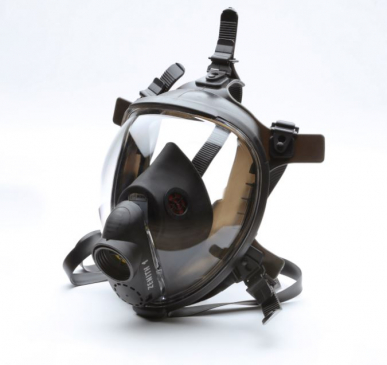 sistema di respirazione a maschera facciale