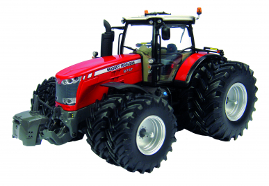 Tracteur Massey Ferguson 8737 8 roues 1:32