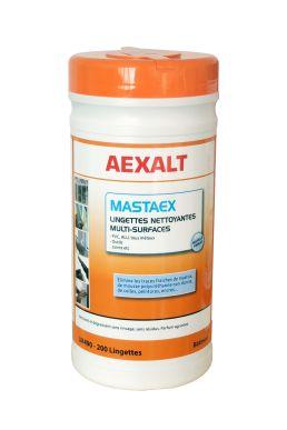 Lingettes nettoyantes multisurfaces MASTAEX Pot 200 lingettes
