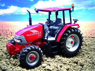 Tracteur Mc Cormick CX95 1:32