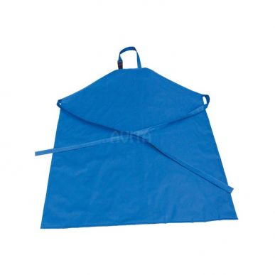 Melkschürze PVC PREMIUM blau