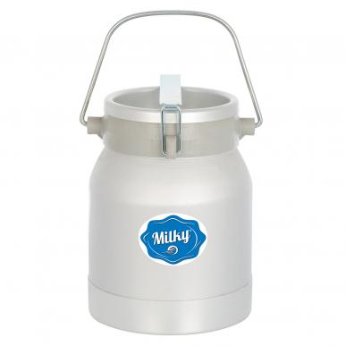 Milchkanne Alu