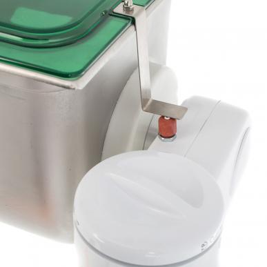 Machine à beurre laitier FJ 10, à commande électrique