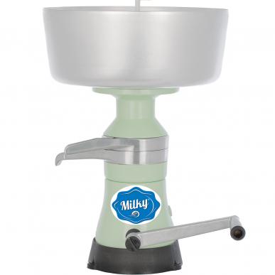 Milchzentrifuge FJ 85 HAP, Handbetrieb
