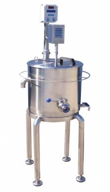 Mini-Käsemaschine 120 Liter