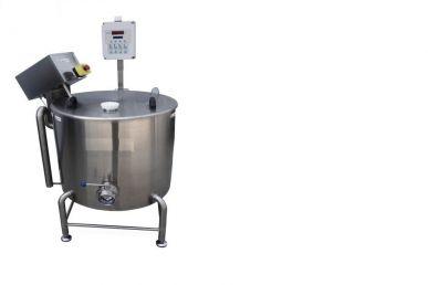 Mini-Molkerei von 200 litri