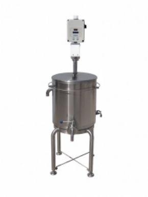 Mini-Käsemaschine 45 Liter, Mini-Pasteurisator