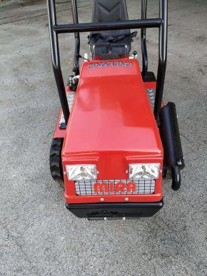 Mini-Traktor Cingolino