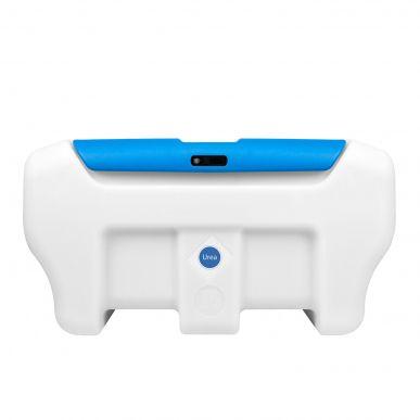 AdBlue®-Tank mit Zubehör und Set, mobiBLUE 250L Automatikzapfventil, 12 V, 30 l/min, digitaler Einbauzähler