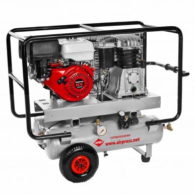 Compresseur thermique bicylindre BM 25+25/570 Honda GX