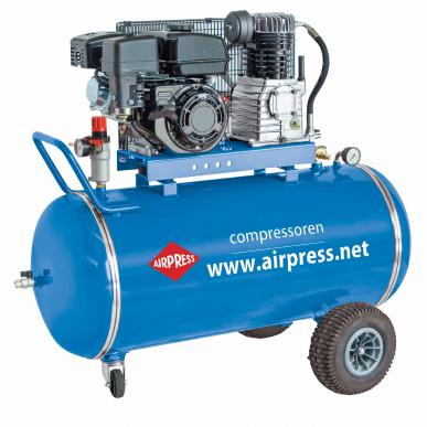 Compresseur thermique bicylindre BM 50L/330