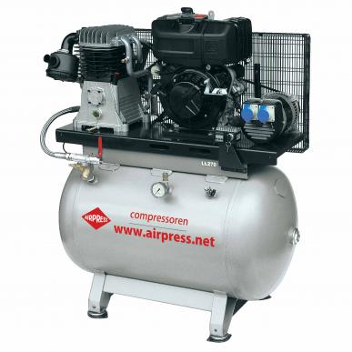 Compresseur thermique bicylindre DSL 270L/540 Diesel