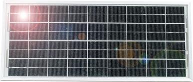 Module solaire 15 W, sans support universel