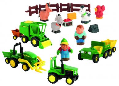 Mon premier tracteur