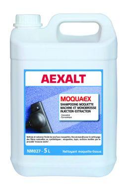 Shampoiing moquette et tapis MOQUAEX Bidon 5 L