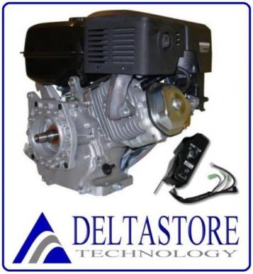 Moteur Deltaengine OHV à Essence 16 Hp Arbre Intermoteur, Conico, Acme, Cotiemme