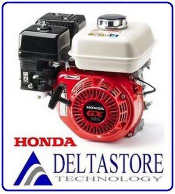 Moteur Honda Gx 160 4T 5,5 Hp Arbre Pour Motopompe