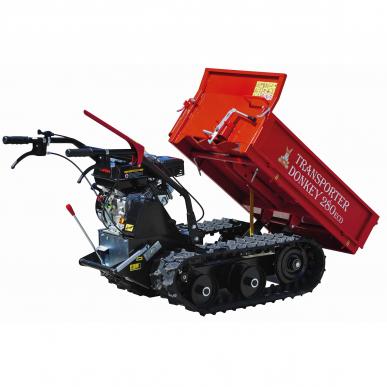 Transporteur Donkey 280 Eco - moteur à essence LONCIN FG 200