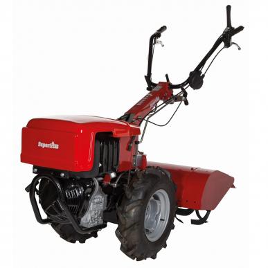 Motoculteur Supertriss - moteur diesel LOMBARDINI 15 LD 350