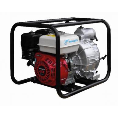 Motopompe WPT 30 HX - pour eaux chargées