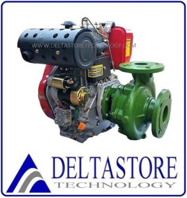 Motopompe Diesel 13hp Rovatti