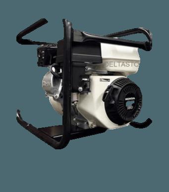 Motorpumpe Honda Gp200 4T 6,5 PS 800 L / min