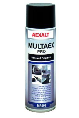 Nettoyant industriel polyvalent MULTAEX PRO Aérosol 650 mL