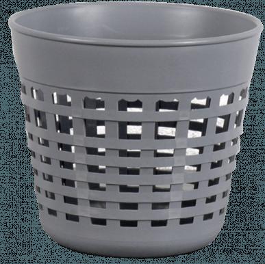 Maulkorb ohne Flansch, grau