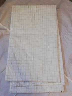 Natte filtre, longueur 3m, surface filtre 2,4 m²