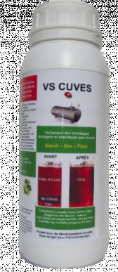 1 Nettoyant pour cuve à Fioul / Gasoil / GNR VS CUVE - Dose 500 mL (NB: Pour 2 nettoyants achetés, le 3ème est offert)