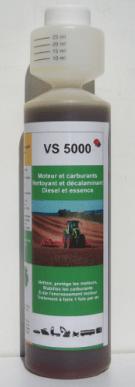 Nettoyant pour réservoirs diesel et essence VS 5000 - 250 mL
