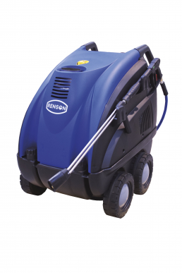 Nettoyeur haute pression eau chaude TEC 1 200 bars 15 L/min