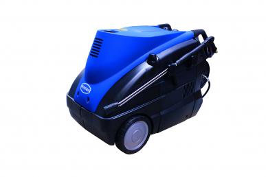Nettoyeur haute pression eau chaude TEC 2 200 bars 15L/min ENROULEUR