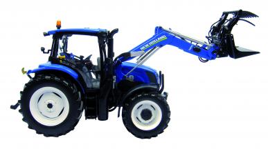 Tracteur New Holland T6.140 avec chargeur 1:32