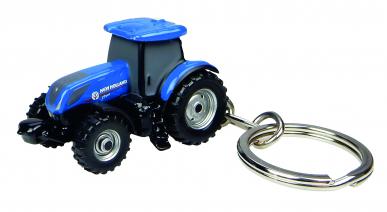 Porte-clés Tracteur New Holland T7.225 1:128