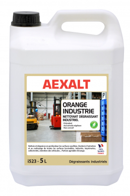 Nettoyant dégraissant polyvalent ORANGE industry Bidon 5 L