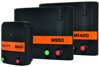 Pack promotionnel Electrificateur secteur 230V Modèles M550, M950 et M1400