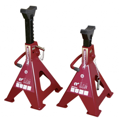 Paire de chandelles   6 t 382-600 mm
