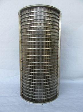 Panier filtre à tamis pour séparateur Moosbauer KKS26