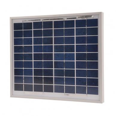 Panneau solaire 10W avec régulateur de 2A