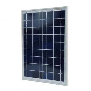Panneau solaire 20W avec régulateur de 2A