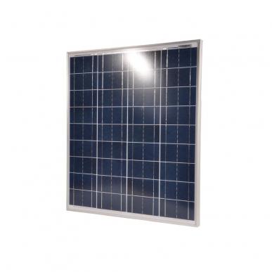 Panneau solaire 60W avec régulateur de 10A