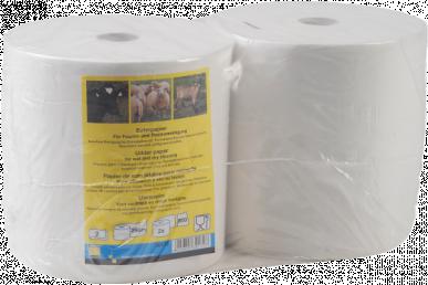 Papier d'hygiène de traite double-pack