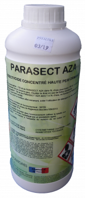 PARASECT AZA - INSECTICIDE CONCENTRE HAUTE PERfORMANCE