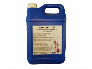 PARASECT E 5 - INSECTICIDE CONCENTRE HAUTE PERfORMANCE